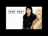 Christina Aguilera vs Michael Jackson - Liberian Body (MASHUP)